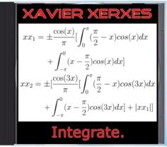 Buy The Integrate CD At Kunaki