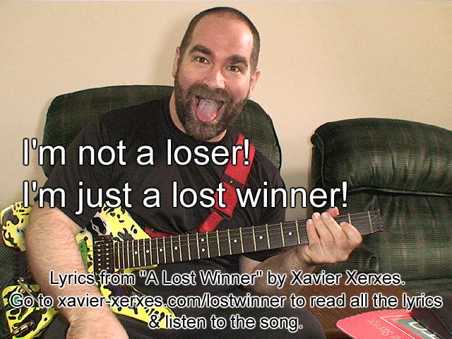 A Lost Winner